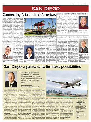 Global Media Post: San Diego (Jul. 26, 2014)