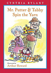Mr. Putter — Tabby Spin the Yarn