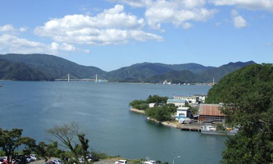 Maizuru has a long history as a vital Japanese naval base