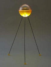 Idea International's Solar Ball Light