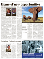 Global Insight: Zimbabwe (Oct. 13, 2012)