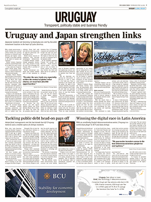 Global Insight: Uruguay (Jun. 16, 2016)