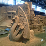 The Sand Museum, Tottori